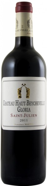 Château Haut Beychevelle Gloria Saint-Julien 2012