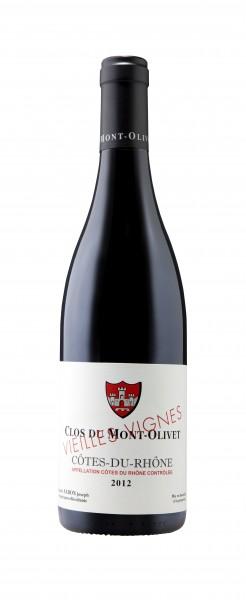 Clos du Mont Olivet Côtes du Rhône Vieilles Vignes 2018