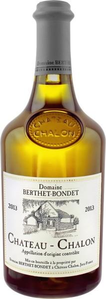 Domaine Berthet-Bondet Château Chalon 2013