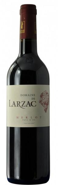 Domaine de Larzac Merlot 2014