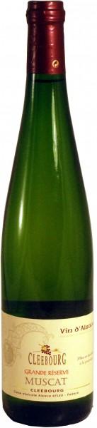 Muscat *Grande Réserve* Vin d'Alsace 2014