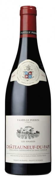 Famille Perrin Châteauneuf-du-Pape LES SINARDS 2015