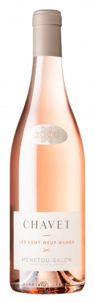 Chavet Menetou-Salon Les Cent Neuf Rangs Rosé 2020