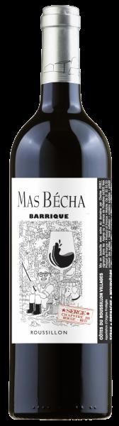 Mas Bécha Barrique Côtes du Roussillon 2018