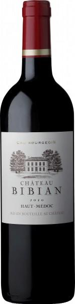 Château Bibian Haut-Médoc Cru Bourgeois 2011