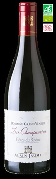 Grand Veneur Côtes du Rhône Les Champauvins 2019