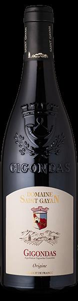 Domaine Saint Gayan Gigondas Origine 2016