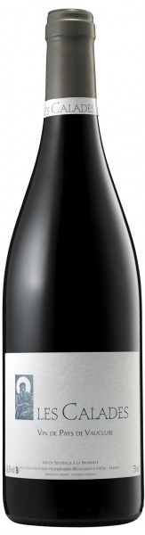 Clos Saint-Jean LES CALADES Vin de Pays 2016