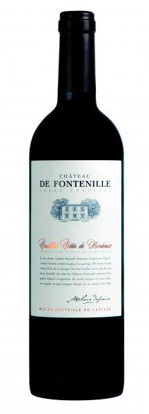 Château de Fontenille Cadillac Côte de Bordeaux Rouge 2016