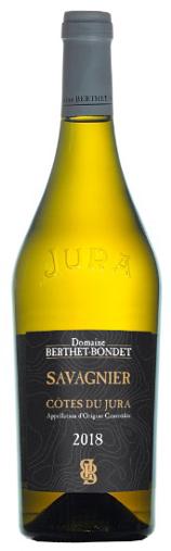 Domaine Berthet-Bondet Côtes du Jura Savagnier 2016
