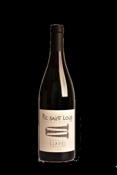 Pierre Clavel Bonne Pioche Pic Saint Loup 2018