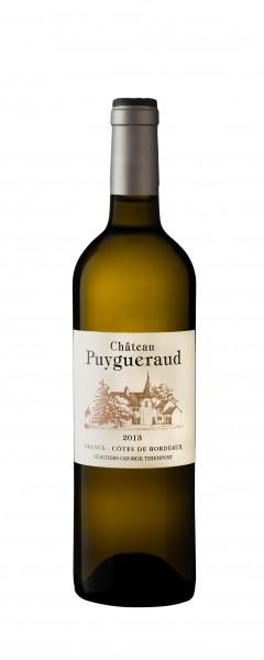 Château Puygueraud Côtes de Bordeaux blanc 2016
