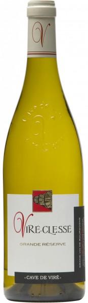 Viré-Clessé Chardonnay de Bourgogne GRANDE RÉSERVE 2018