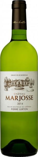 Château Marjosse AOC Entre-deux-Mers blanc 2016